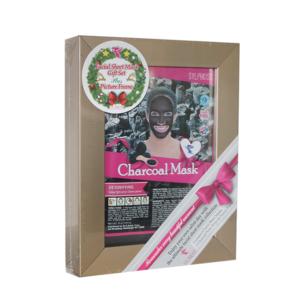 Charcoal Mask Frame #1