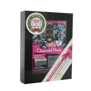 Charcoal Mask Frame #2