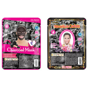 Charcoal Facial Sheet Mask(1)