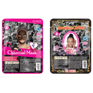 Charcoal Facial Sheet Mask(2)