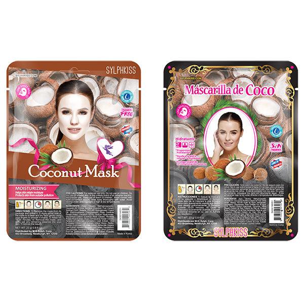 Coconut Facial Sheet Mask