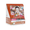 Coconut Facial Sheet Mask 24 pcs Single Display